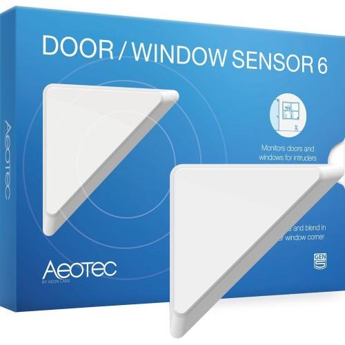 Датчик открытия двери/окна Aeotec Door/Window Sensor 6