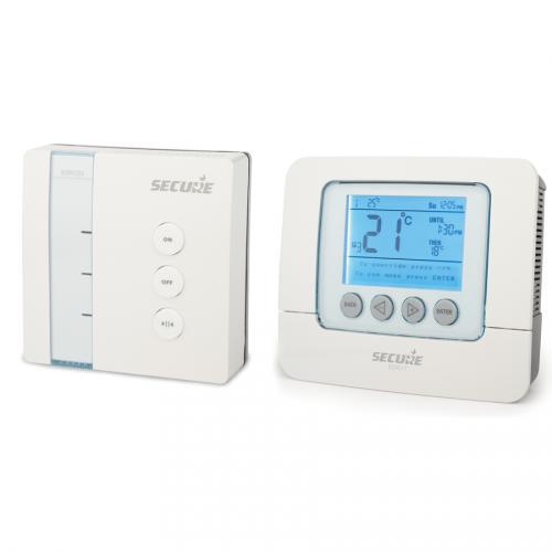 Комплект из семидневного термостата и приемного устройства SCS C18