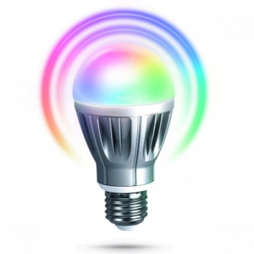 Светодиодная лампа RGBW Zipato