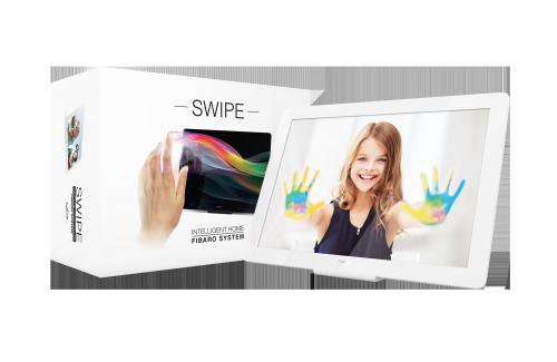 Fibaro Swipe панель управления жестами